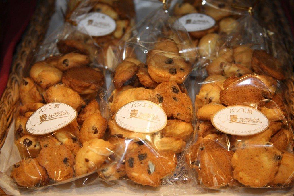 ゲンコツクッキーの画像